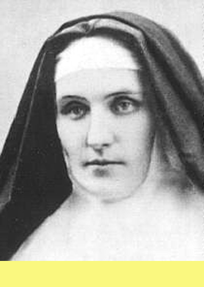 Blessed Maria Droste (her canonization process is in progress) | Sisters of The Good Shepherd - droste